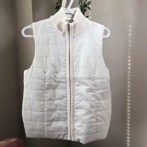 MICHAEL KORS White Vest